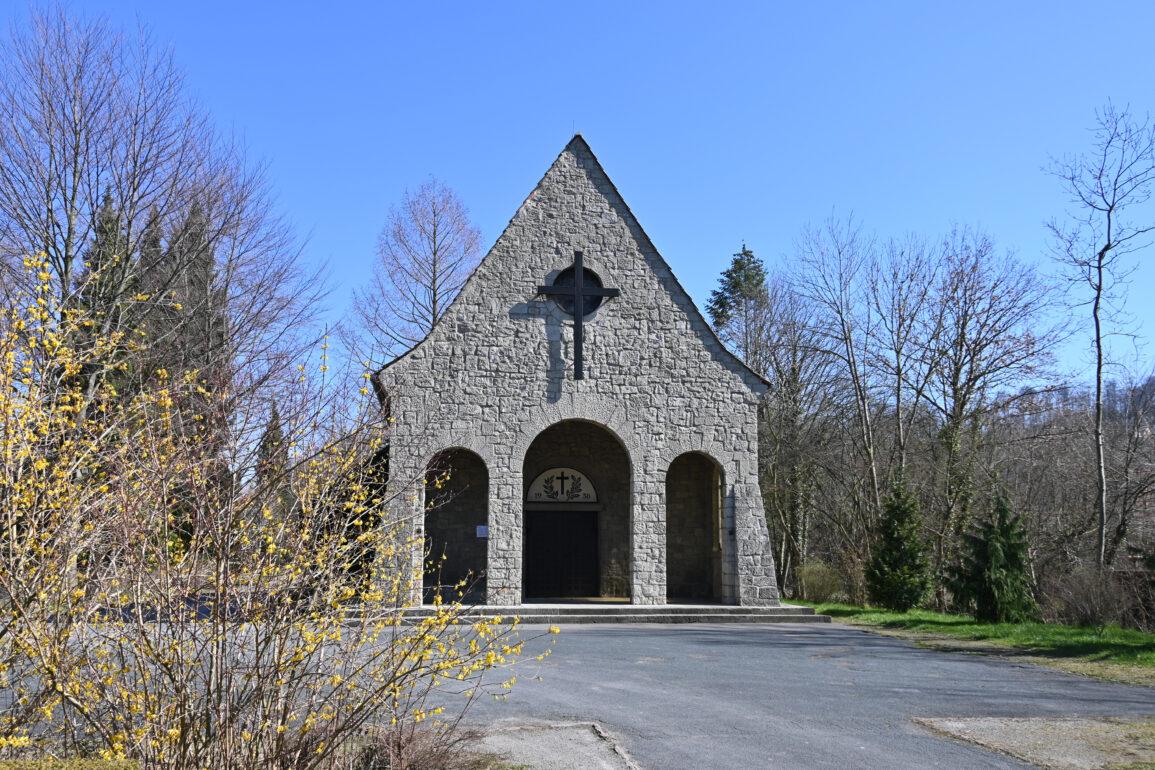 Friedhofskapelle Alfeld (Leine)